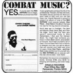 COMBAT MUSIC ad-RGB