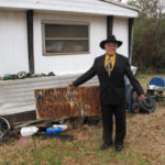 David Lee wins the NC Folklore Society's Brown-Hudson Award.