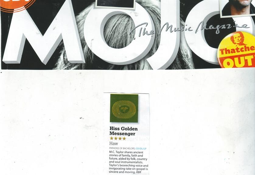 MojoAlbumReviewMay2013